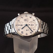 TAG Heuer Carrera Heritage Calibre 16 Chronograph