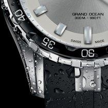 依度 (Edox) Grand Ocean Day Date Automatic