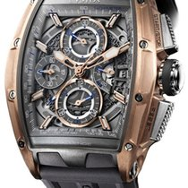 Cvstos Chrono II Challenge GT Men's Watch, Titanium with...