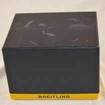 Breitling Uhren Box Watch Box Case Rar Bakelite Mit Umkarton