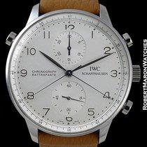 IWC Portuguese Platinum Split Seconds Chronograph Iw3712-05
