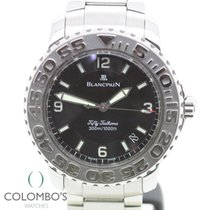 Blancpain Fifty Fathoms Diver Trilogy