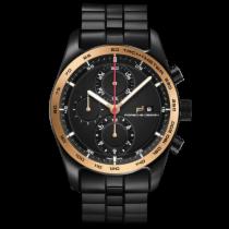 Porsche Design Chronotimer Series 1 Black & Gold