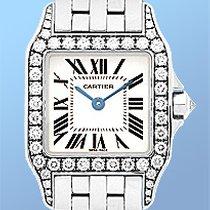 "Cartier Diamond ""Santos DeMoiselle""."