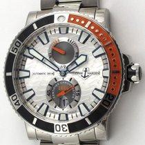 Ulysse Nardin Marine Diver Titan NEU mit B & P