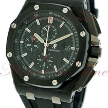 Audemars Piguet Royal Oak Offshore Chronograph, Black Dial -...