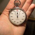 Omega Stopwatch