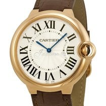 Cartier W6920083 BALLON BLEU DE 40mm PINK GOLD 2016