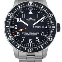 Fortis OFFICIAL COSMONAUTS TITANIUM - 100 % NEW - FREE SHIPPING