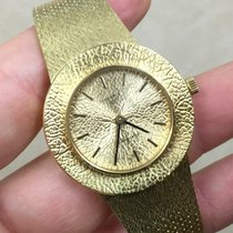 Longines Flagship oro Gold vintage 34 mm manuale Manual