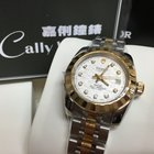 Tudor Cally - 22013 10DI Classic Date Steel Gold Silver Diamond