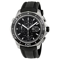 TAG Heuer Men's CAK2110.FT8019 Aquaracer Watch