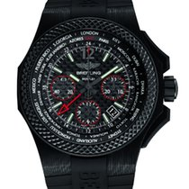 Breitling Bentley GMT BO4 S Carbon Body