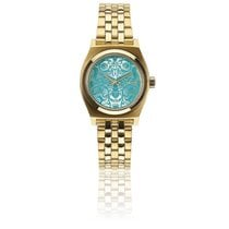 Nixon The Small Time Teller Gold / Blue / Beetlepoint A399-1899