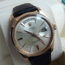 Rolex 18K Rose Gold Day Date 6611B  very nice 1957 Red Gold