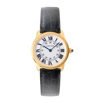 Cartier Ronde Quartz Ladies Watch Ref W6700355