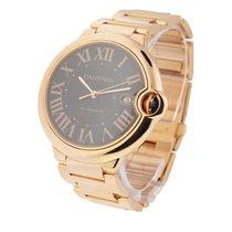 Cartier W6920036 Ballon Bleu Rose Gold 42mm - on Bracelet with...