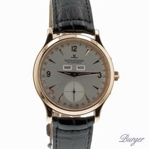 Jaeger-LeCoultre Master Control Triple Date Rose Gold