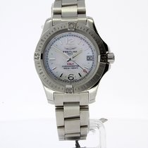 Breitling Colt Lady, mother of pearl dial, quartz