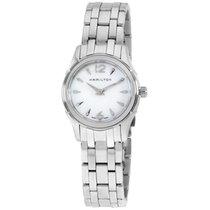 Hamilton Jazzmaster Lady Quartz Diamond Women's Watch...