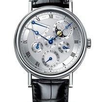 Breguet Brequet Classique 5327 18K White Gold Men's Watch