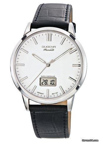 Dugena Premium Actus mens watch