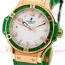 "Hublot Big Bang 38mm Tutti Frutti ""Apple"", White Dial,..."