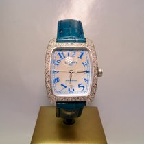 Locman aluminium diamond watch