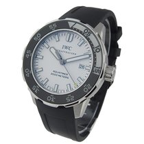 IWC IW3568-06 Aquatimer Automatic 2000 - Steel on Rubber with...