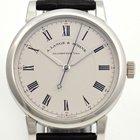A. Lange & Söhne Richard Lange Platin Platinum PT950...
