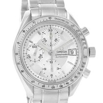 Omega Speedmaster Automatic Date Chronograph Mens Watch...