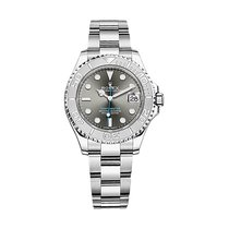 Rolex YACHT MASTER 37MM GREY DIAL