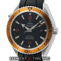 Omega Seamaster Planet Ocean 600 M Co-Axial Orange Bezel Cal....