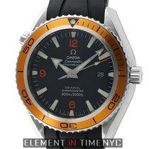 Omega Seamaster Planet Ocean 600 M Co-Axial Orange Bezel Cal....