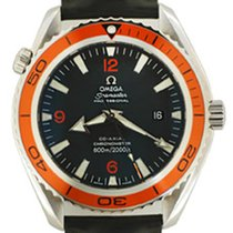 Omega Seamaster Planet Ocean Big Size 02/2006 COME NUOVO art. Om