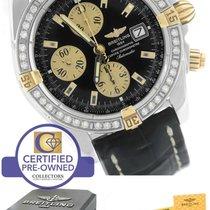 Breitling Chronomat Evolution Diamond Two-Tone B13356 44mm...