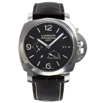 Panerai Luminor 1950 3 Days GMT Power Reserve Automatic...