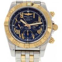 Breitling Chronomat 44 18K Rose Gold / SS CB0110