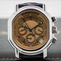 Daniel Roth Masters Chronograph Automatic Salmon Dial SS