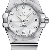 Omega Constellation Co-Axial Automatic 35mm 123.10.35.20.52.001