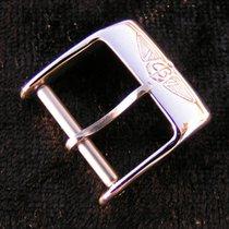 Breitling 14mm Dornschliesse Stiftschliesse Steel Neu Ungetragen