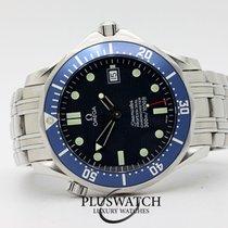 Omega Seamaster 300 Blue Bezel 41mm 2003 2908