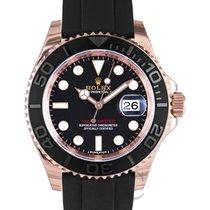 勞力士 (Rolex) Yacht-Master Black/Everose Gold Ceramic 40mm - 116655