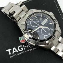 TAG Heuer AQUARACER CAF2010.BA0815 AUTOMATIC CHRONOGRAPH WATCH...