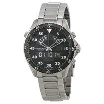 Hamilton Men's H64554131 Khaki Aviation Flight Timer Watch