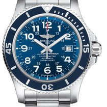 Breitling Superocean II Men's Watch A17392D8/C910-162A