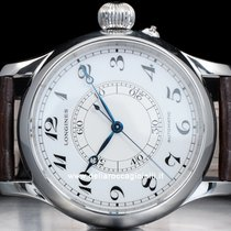 Longines Heritage Weem Second-Setting  Watch  L2.713.4.13.2
