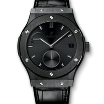 Hublot Classic Fusion 45mm · Power Reserve All Black 516.CM.14...