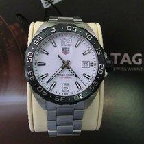 TAG Heuer Formula 1 Date Quartz White Dial