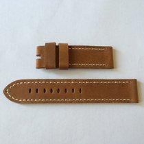 FS 24mm handmade calf leather straps for Panerai Luminor,...